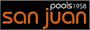Композитные Бассейны San Juan в Курске Логотип